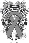 Support Brain Cancer Awareness Shirts