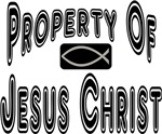 Property of Jesus Christ