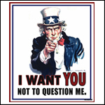 Uncle Sam 1 - T-Shirt