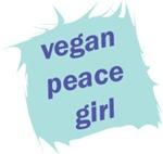 Vegan Peace Girl
