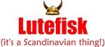 Lutefisk Scandinavian Thing