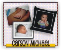 Carson Michael