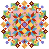 EVERYTHING Pink Quilt Design