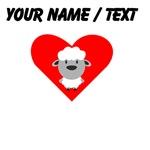 Cartoon Sheep Heart