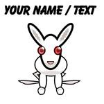 Custom Red Eyed Hare