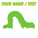 Custom Green Inchworm
