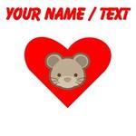 Custom Mouse Heart