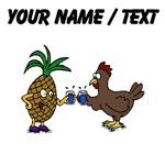 Custom Pineapple And Chicken