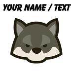 Custom Cute Wolf