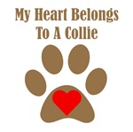 My Heart Belongs To A Collie