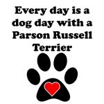 Parson Russell Terrier Dog Day