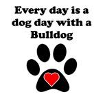 Bulldog Dog Day
