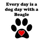 Beagle Dog Day
