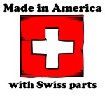 Made In America With Swiss Parts