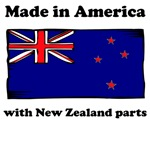 Made In America With New Zealand Parts