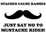 Staches Cause Rashes