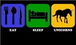Eat Sleep Unicorns