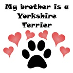 My Brother Is A Yorkshire Terrier