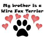 My Brother Is A Wire Fox Terrier
