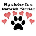 My Sister Is A Norwich Terrier