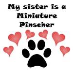 My Sister Is A Miniature Pinscher