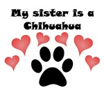 My Sister Is A Chihuahua