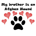 My Brother Is An Afghan Hound