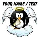 Custom Angel Penguin
