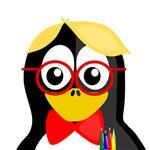 Nerd Penguin