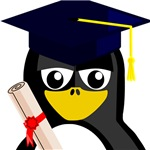 Graduate Penguin