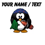 Custom Lifeguard Penguin