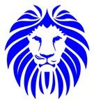 Blue Lion Mane