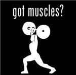 got muscles?