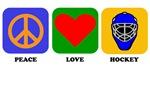 Peace Love Hockey
