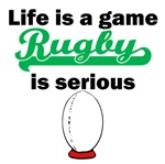 Rugby Is Serious