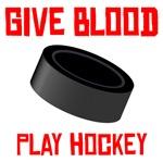 Give Blood Play Hockey
