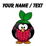 Custom Raspberry Penguin