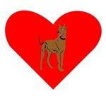 Great Dane Heart