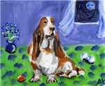 BASSET HOUND Items