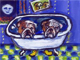 Bulldog bath Design