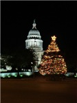 Christmas in Austin Texas