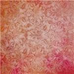 Pink Brocade