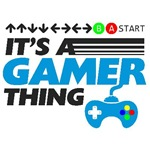 It's a Gamer Thing Cheat Code
