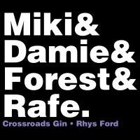 Crossroads Gin Ampersand