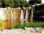 Rocky Falls, Photo / Digital Painting