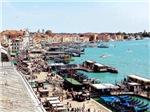 Venetian Coast, Photo / Digital Painting