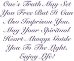 Spiritual Heart Enjoy Life! Design