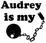 Audrey (ball and chain)