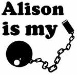Alison (ball and chain)