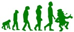 Green Leprechaun Evolution
